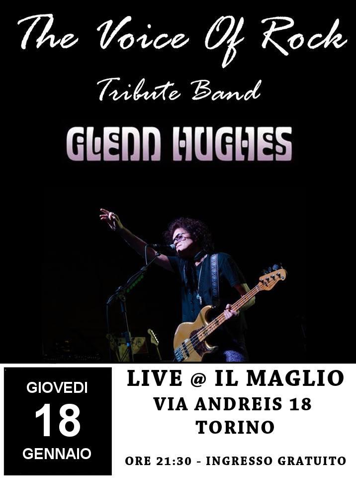 Glenn Hughes Tribute Band