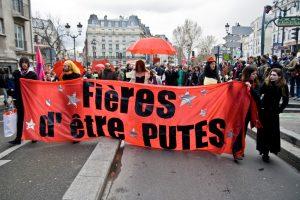 Il Putes Pride in Francia