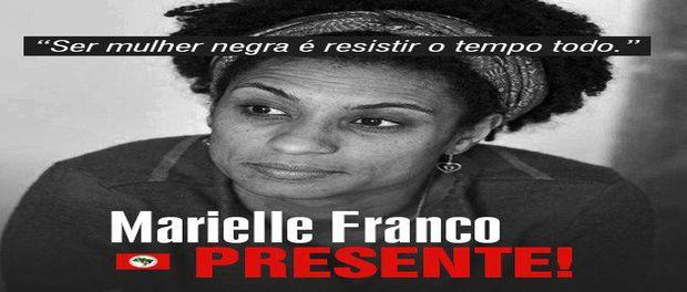 Marielle Franco Brasile