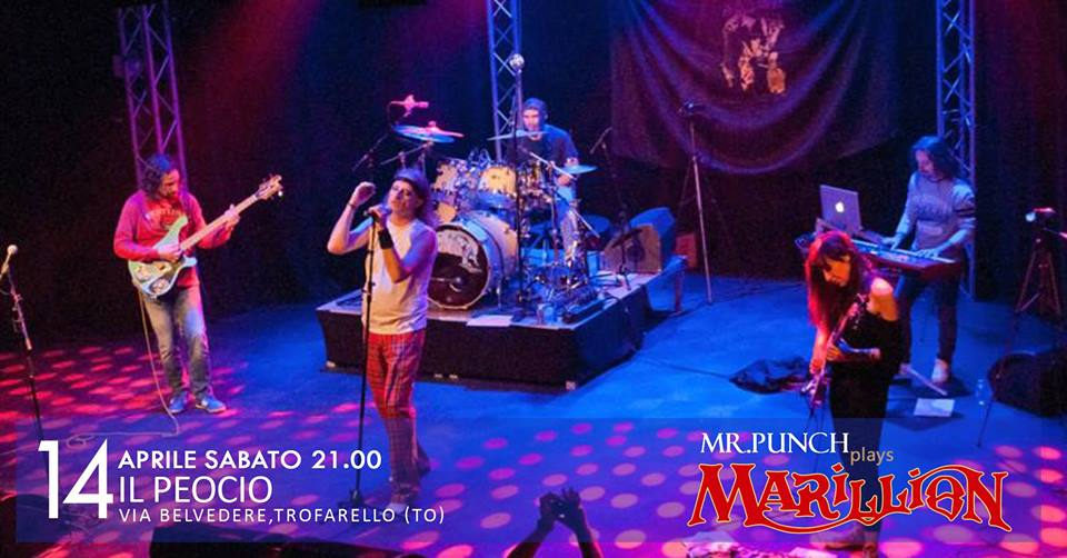 Mr. Punch in concerto