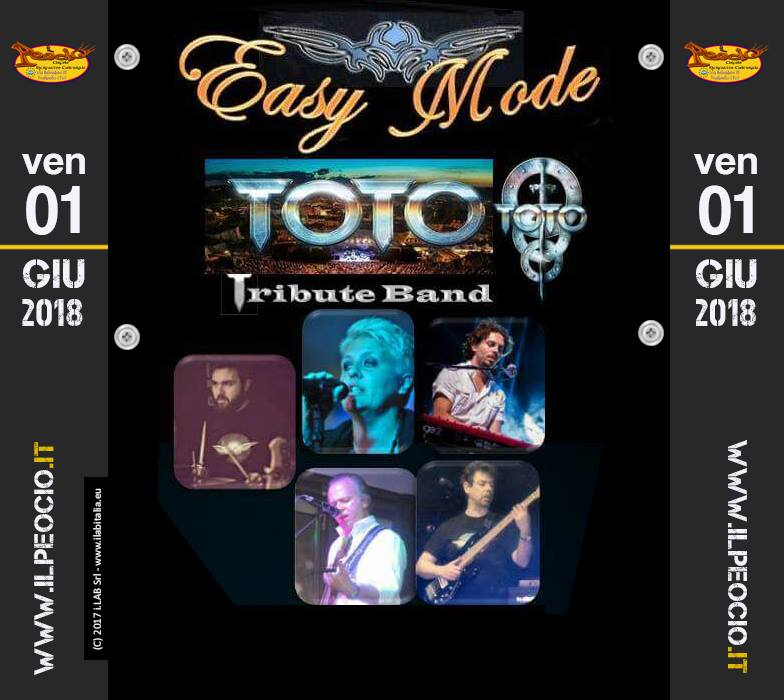 EASY MODE (Toto Trib Band)