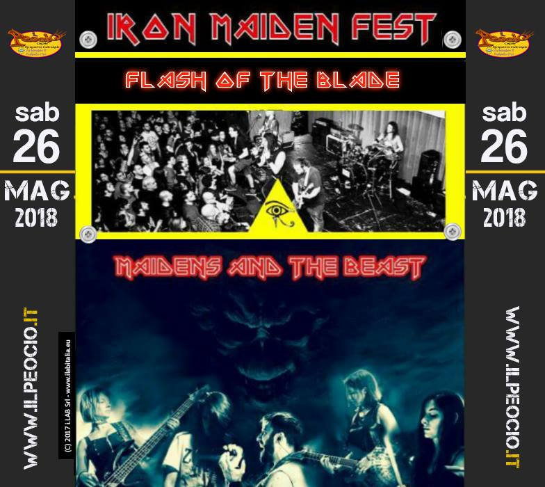 Iron Maiden Fest - Tributo Iron Maiden