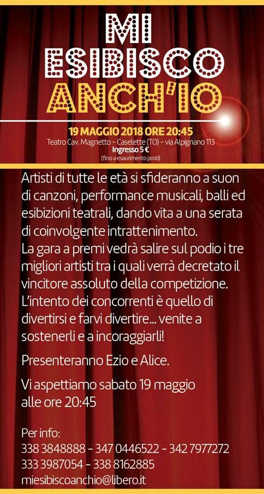 Mi Esibisco Anch'io Caselette - T0 (2)