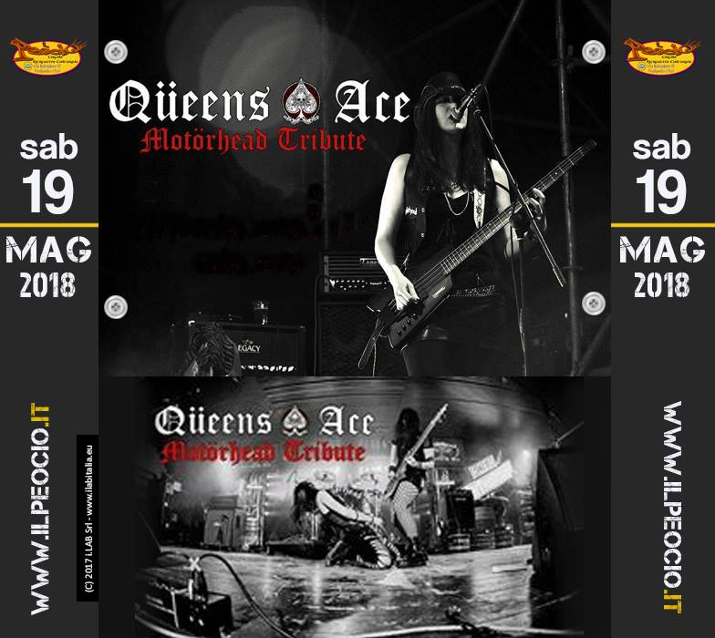 Queens Ace - Tributo Motorhead