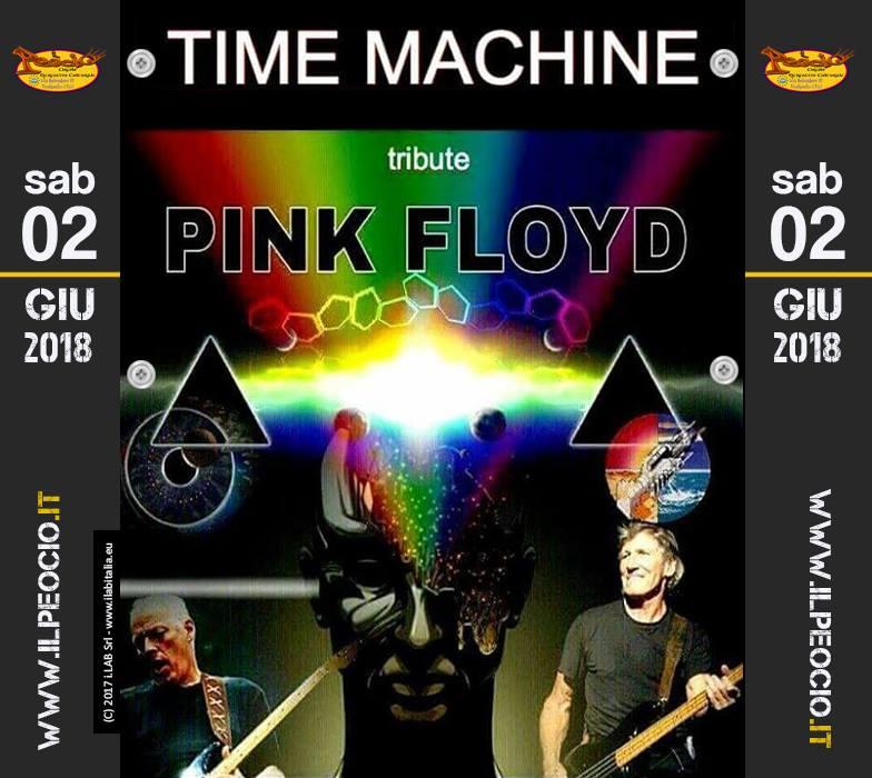Time Machine - Tributo Pink Floyd