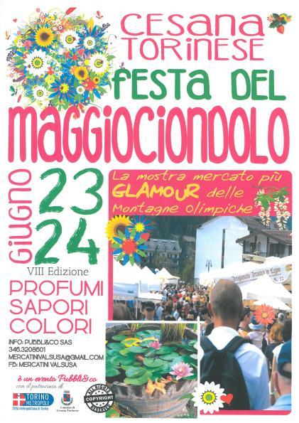 festa Maggiociondolo