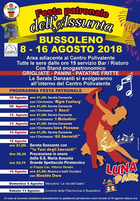 Bussoleno Festa
